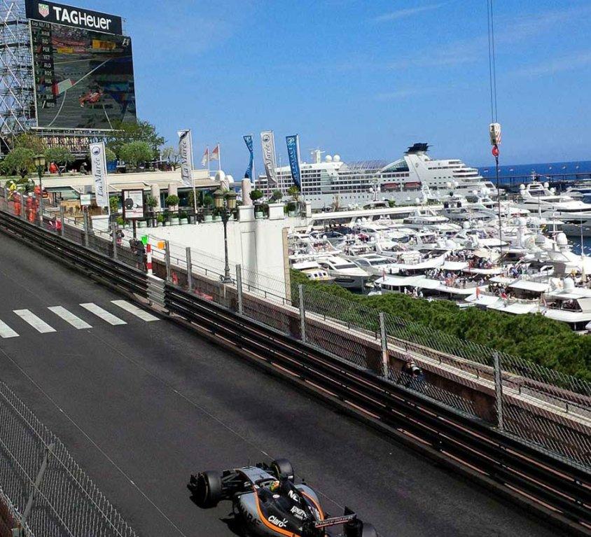 F1 Incentive in Monaco